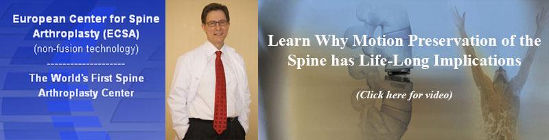 Spine Motion Preservation